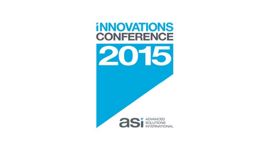 ASI Innovations Conference 2015