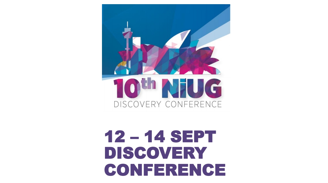 NiUG Discovery Conference