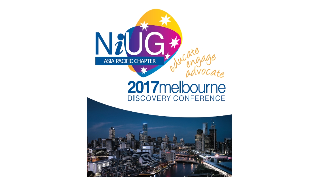 NiUG 2017 Discovery Conference