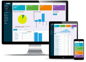 iMIS Dashboards - 3 Devices